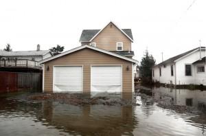 water damage in San Diego